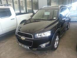 2012 chev captiva 2.2d awd automatic