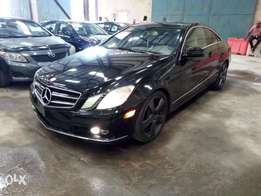 2011 Mercedes Benz E350 Coupe