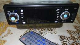 "Car DVD player with 3"" screen"
