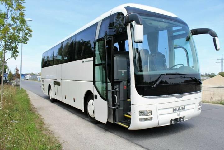 MAN Lion`s Coach R07 / Supreme / EEV Euro5 - 2010