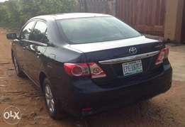A clean, smooth n neatly used 2009 Toyota Corolla, auto, v4, ac, alloy