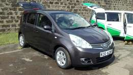 Well maintained Nissan Note for sale