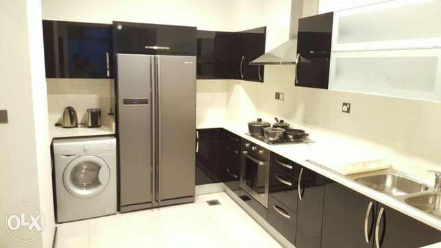 Seef / super 2 BHK apartment with super facilities السيف -  8