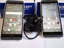 Mint HTC Desire 530 with Original Charger