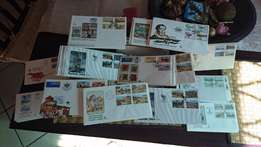 Bargain ! Investment opportunity ! 362 Namibia and SWA FDC envelopes !