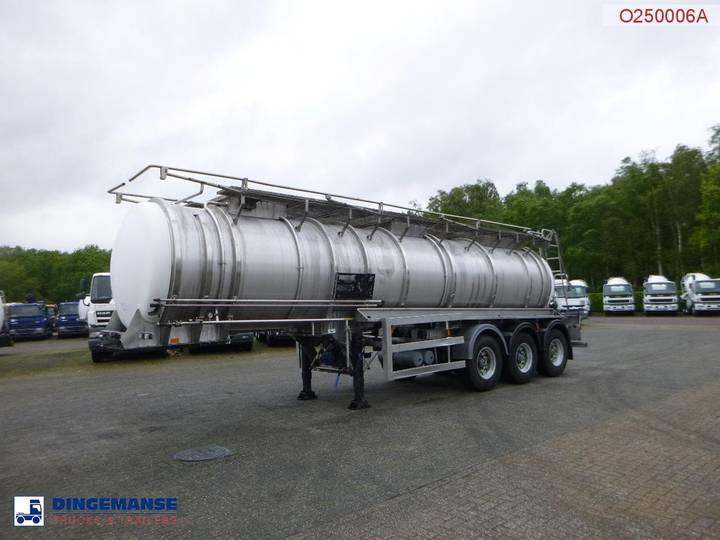 Crossland Chemical tank inox 22.5 m3 / 1 comp - 2006