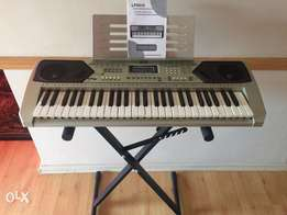 LP5410 54 key Electronic Keyboard with stand