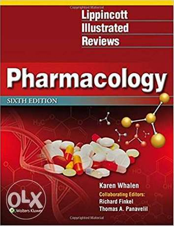 Pharmacology 6th edition by Karen Whalen PharmD BCPS