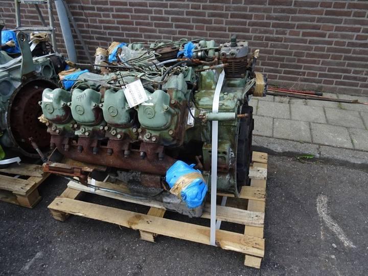 Mercedes-Benz V8 Engine Complete engine for truck