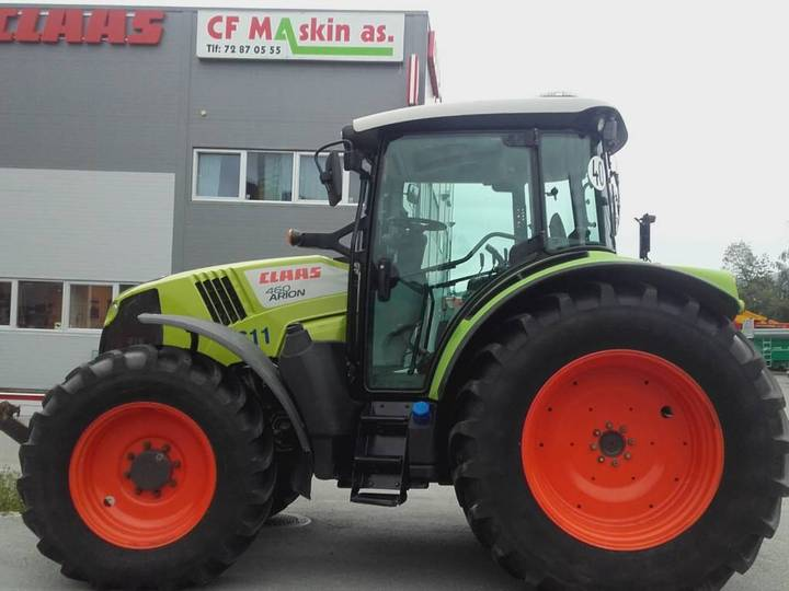 Claas Arion 460 - 2015