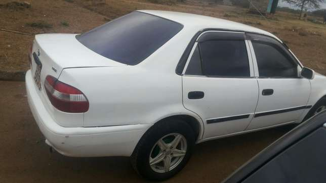Am urgently selling my clean toyota 110 Ruiru - image 6