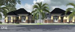 3 Bedroom Bungalow with Penthouse Plot Discount