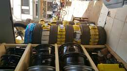 RIMS AND TIRES in all sizes
