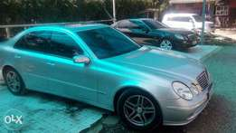 Mercedes Benz E320 on sale