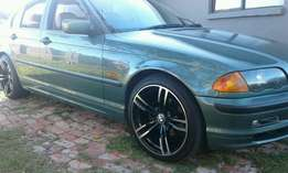 Bmw e46 320d for sale or swop