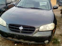 2006 Nissan Maxima tokunbo for quick sale