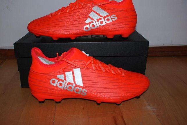 8ae504c3f5327 buty sportowe korki PIŁKARSKIE ADIDAS X 16.3 FG Toruń - image 1
