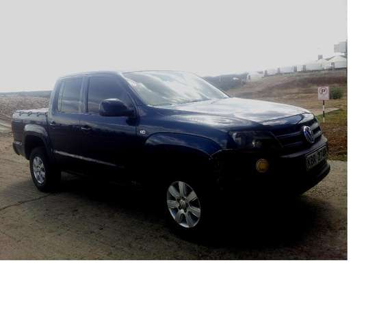 A corporate well maintained Volkwagen Amarok, Double Cabin Pick up Westlands - image 2