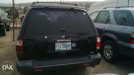 Registered Nissan Pathfinder , Auxiliary, with leather seats