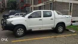 Toyota Hilux Double Cabin Locally manufactured