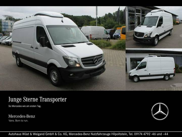 Mercedes-Benz Sprinter 314 CDI KA+Kerstner+Fahr-Standkühlung - 2016