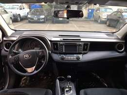 Very clean Toyota Rav 4 in a very good condition