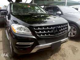 Almost brand new Toks 2013 Mercedes Benz Ml350. Tincan cleared