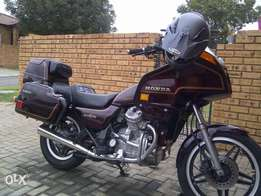 Silver Wing cruiser to swap for super bike , car or bakkie