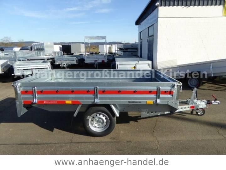 TEMA 2615 Stahl Hochlader 253x153 cm 1,3 t - 2019
