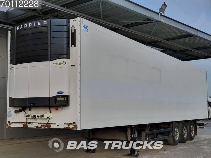 Schmitz Cargobull SKO 24 Doppelverdampfer Blumenbreit Doppelstock - 2010