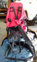 Back Packer Baby Carrier for sale