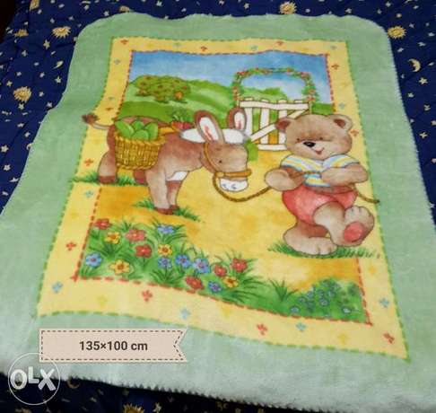 Wool cover for newborn