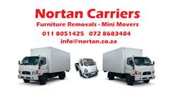 Nortan Carriers