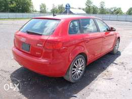 Strong 2011 Audi product