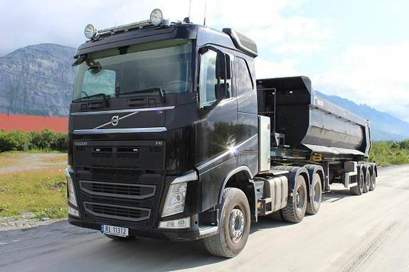 Volvo Fh 540 - 2016