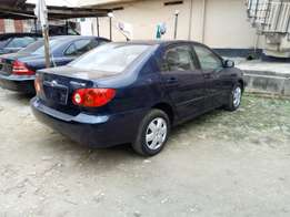 Clean foreign used 2004 Toyota corolla for 1.6M