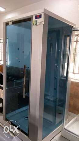 100 X 100 steamer shower room Coker - image 1