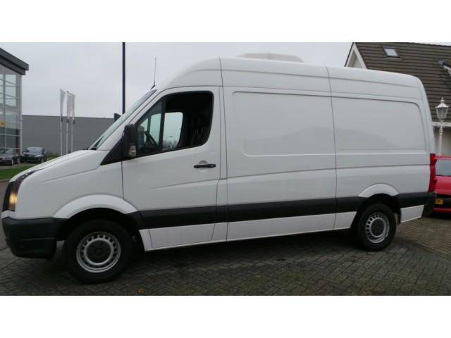 Crafter 46 2.0 TDI L2H2 Koelwagen Airco,Cruis,Pdc - 2014