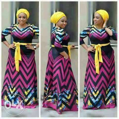 Long gown Lugbe - image 1