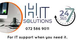 Personalised IT Support for Small Business and private clients.