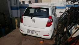 Hyundai I10 Now Stripping for parts