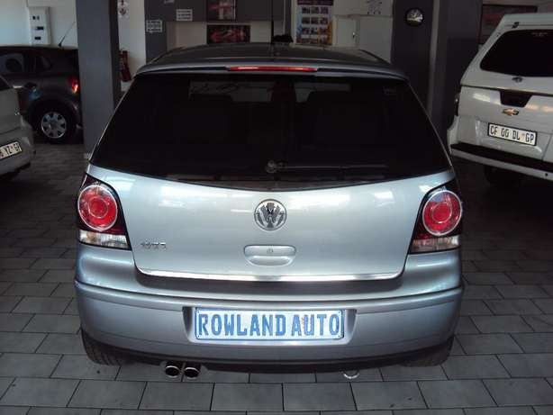 2007 VW Polo 1.8 GTi For sell R100000 Bruma - image 4