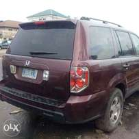 Honda pilot with faulty engine for sale