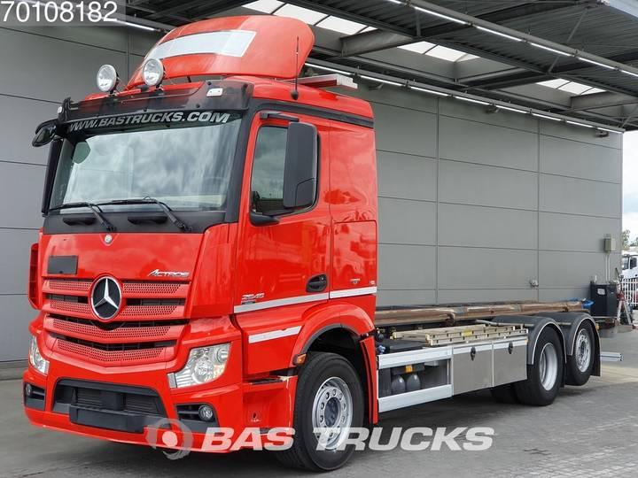 Mercedes-Benz Actros 2545 L 6X2 Liftachse Euro 5 - 2013