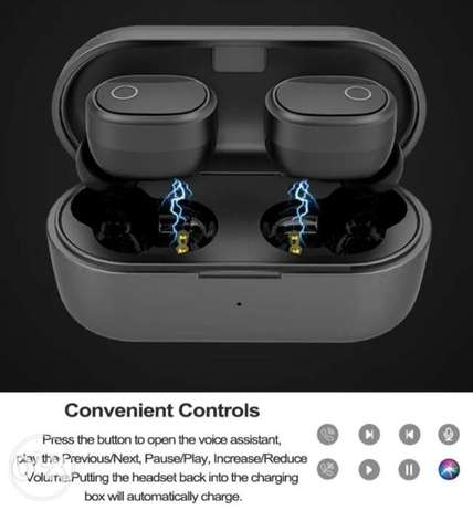 Earbuds ausdom 400mah battery الرياض -  7