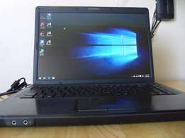 A Clean C700 laptop Hp Dual with dvd and 2gb