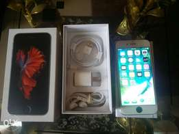 iPhone 6 128GB with Complete Accessories. U.S.A Used Very Neat.