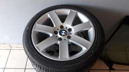 "Set of 17"" rims to fit BMW for sale"