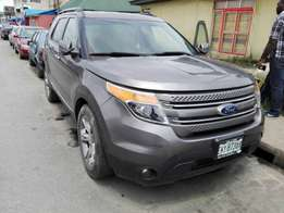 2013 Ford Explorer in PHC