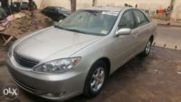 Clean Foreign Used Toyota Camry 2005